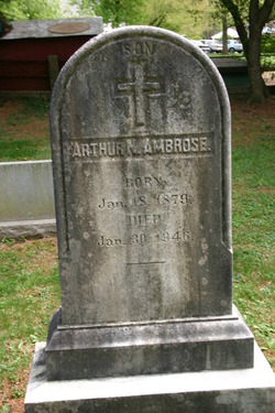 Arthur N Ambrose