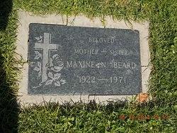 Maxine Nancy <i>Porter</i> Beard