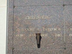 Evelyn R. Greenberg