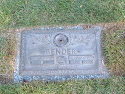 LaVera Christine <i>Moser</i> Bender