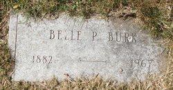 Myrtie Belle <i>Preston</i> Burk