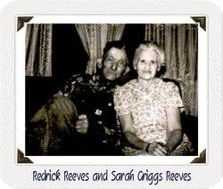 Redrick Reeves