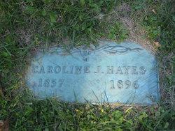 Caroline J Hayes
