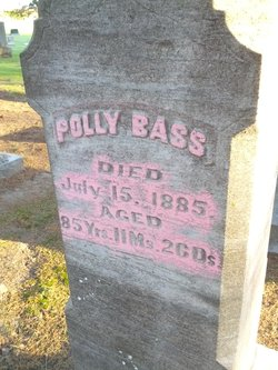 Mary Polly <i>Saffley</i> Bass