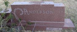 Bige Anderson, Sr