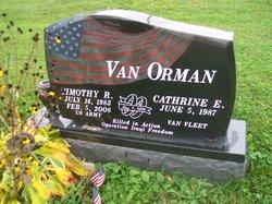 Sgt Timothy R. Van Orman