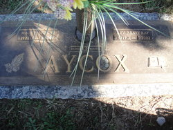 Rev Reavy Ray Aycox