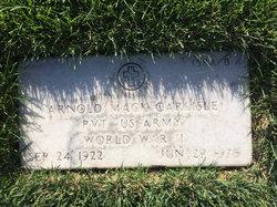 Arnold Mack Carlisle
