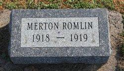 Merton Romlin