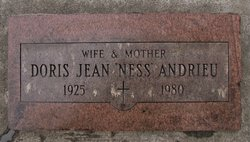 Doris Jean <i>Turner</i> Andrieu