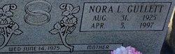 Nora Lee <i>Gullett</i> Davis