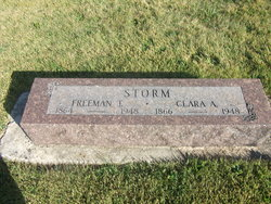 Freeman Thompson Storm