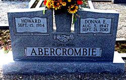 Donna <i>Ellenburg</i> Abercrombie