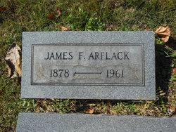 James Franklin Arflack