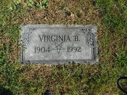 Virginia Agnes <i>Barnhill</i> Allen