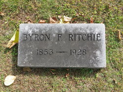 Byron Foster Ritchie