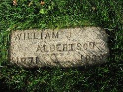 William Jessie Albertson