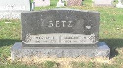 Wesley Earl Betz