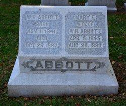 Mary Lewis <i>Fenley</i> Abbott