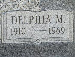 Delphia Mae <i>Alt</i> Evans