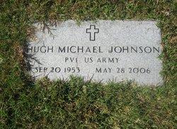 Hugh Michael Johnson