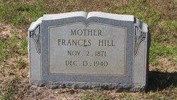Frances Helen <i>Perdue</i> Hill