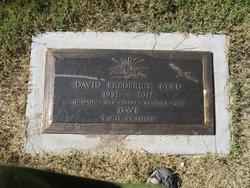 David Frederick Byrd