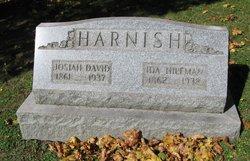 Ida Drucilla <i>Hileman</i> Harnish