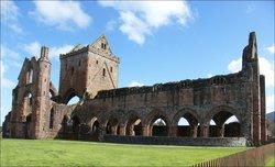 New Abbey Churchyard
