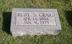 Ruby S. Craig