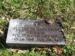 Eugene H Anderson