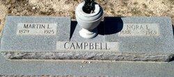 Nora Edithel <i>Gorden</i> Campbell
