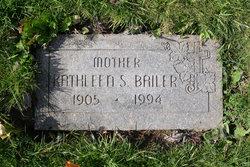 Kathleen S. <i>Sloan</i> Bailer