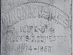 Winona H. <i>Nies</i> Dumestre