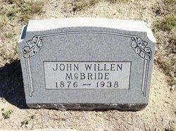John William McBride