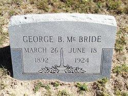George Bentley McBride