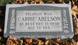 Carrie <i>Levy</i> Abelson