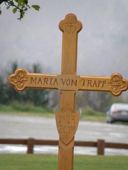 Maria Agatha Franziska Gobertina Von Trapp