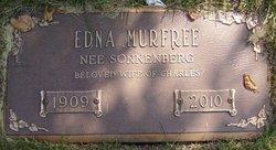 Edna A <i>Sonnenberg</i> Murfree