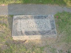 Virginia Ann <i>B</i> Gause