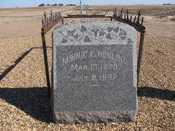 Minnie Henline