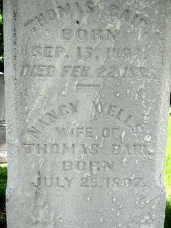 Nancy <i>Wells</i> Bair