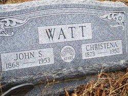 Christena Watt