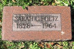 Sarah Catherine <i>Young</i> Foltz