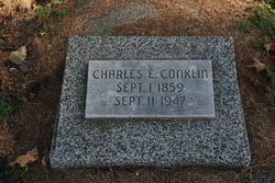 Charles Edward Conklin