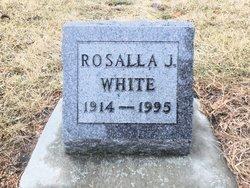 Jessie Rosalla <i>Blomberg</i> White