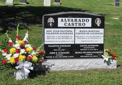 Martina <i>Castro</i> Alvarado