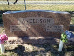 Ernest Tence Anderson