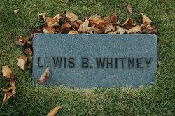 Lewis B Whitney