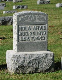 Nola <i>Hancock</i> Arvin